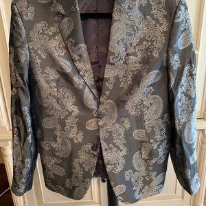 Giorgio Armani Suits & Blazers - Georgio Armani Metallic Paisley Jacket Large